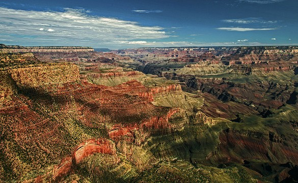 A Great View of Grand Canyon, Grand Canyon National Park, Arizona, United States of America