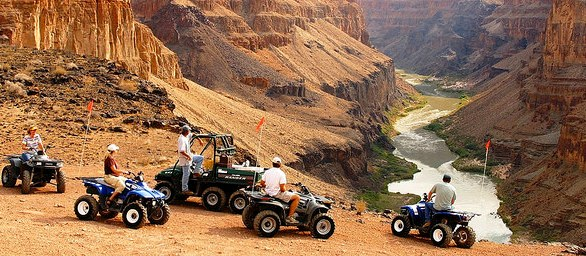 ATV Tour from Bar 10 Ranch to North Rim, Grand Canyon, Arizona, United States of America