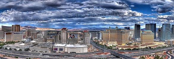 Las Vegas from the Rio All Suite Hotel & Casino, Nevada
