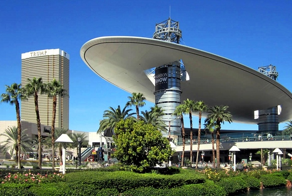 Trump International Hotel and Fashion Show Mall, Las Vegas, Nevada