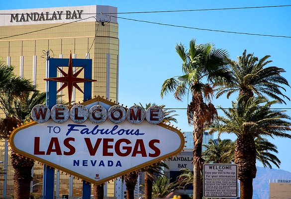 Welcome to Fabulous Las Vegas, Nevada