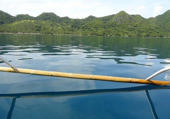 CruisingCaramoan Peninsula, Camarines Sur, Philippines