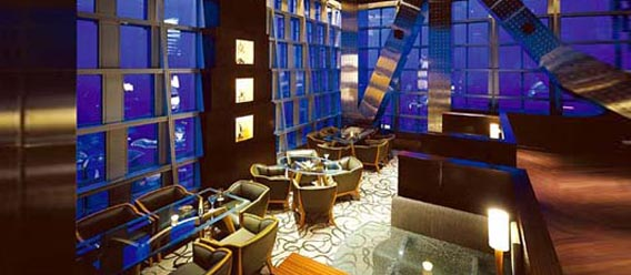 Cloud 9 at Grand Hyatt Shanghai