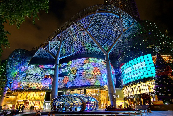 ION Orchard, Orchard Road, Singapore