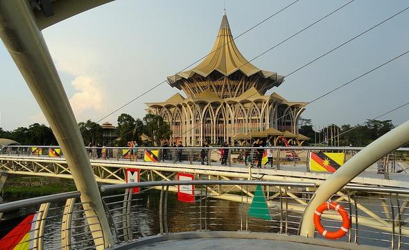 Guida a Cosa Fare e Cosa Visitare a Kuching a Sarawak nel Borneo Malese