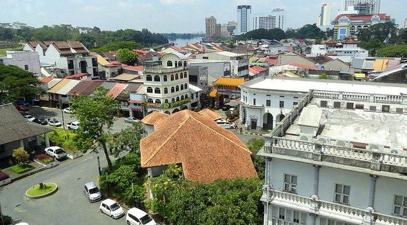 Historic District, Kuching, Sarawak, Malaysian Borneo