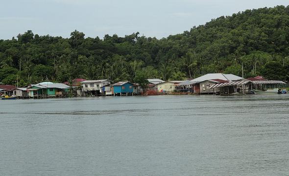 Kuala Abai, Kota Belud, Sabah, Malaysian Borneo
