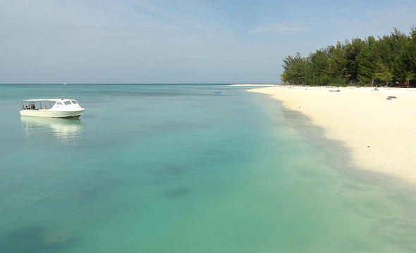 Mantanani Island, Sabah, Malaysian Borneo