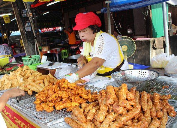 Phuket Festival Vegetariano: il Cibo