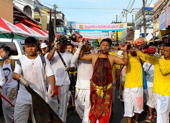 Phuket Festival Vegetariano