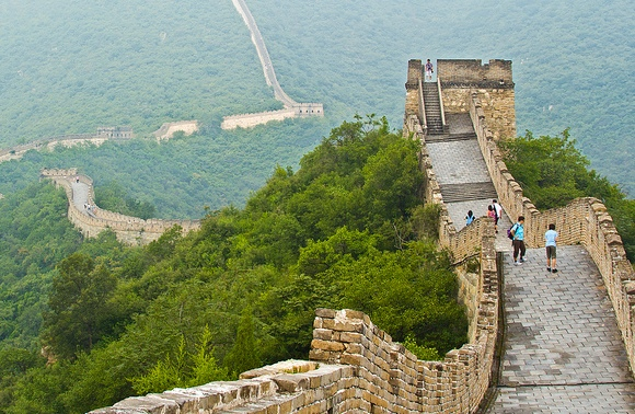 Hiking Great Wall of China at Mutianyu, a Day-Trip from Beijing