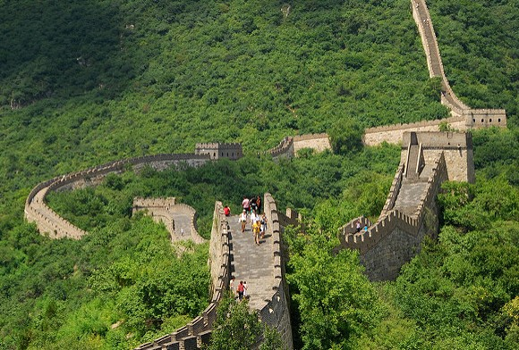 Guided Day-Trip to Mutianyu, the Great Wall of China