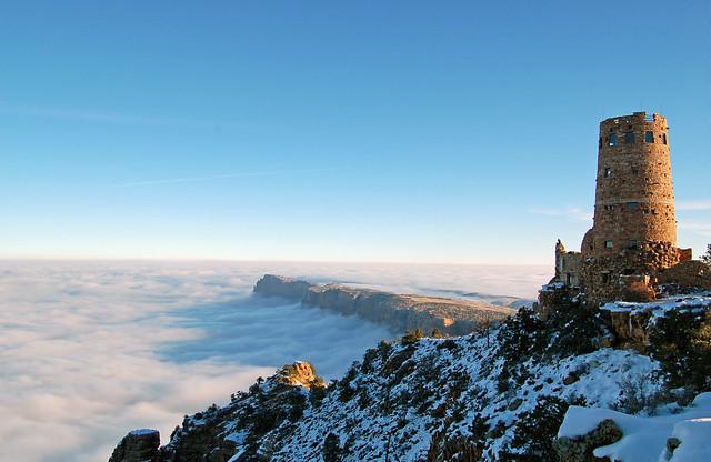 Guida ai Migliori Punti Panoramici della Desert View Drive al South Rim del Grand Canyon National Park in Arizona