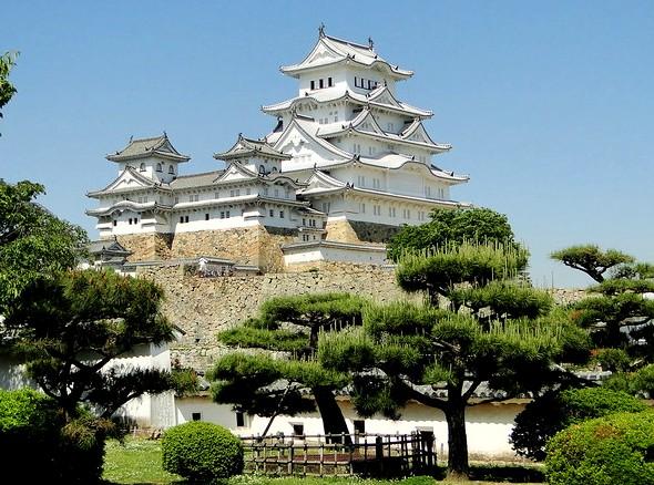 Viita Guidata al Castello di Himeji in Giornata da Osaka in Giappone
