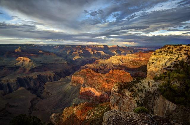 Grand Canyon National Park: Guida ai Migliori Viewpoints della Hermit Road