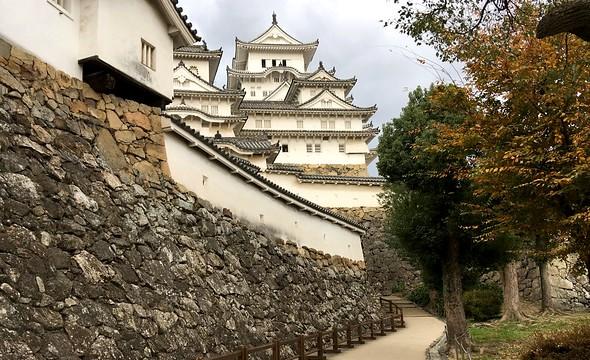 Escursione Guidata al Castello di Himeji da Osaka in Giappone