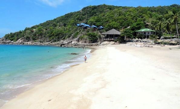 Aow Leuk Bay, Koh Tao, Thailand