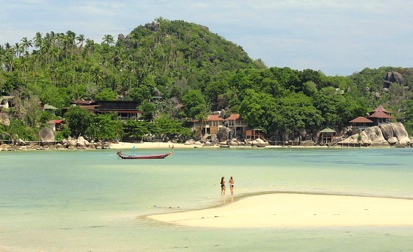 Chalok Baan Kao Bay, Koh Tao, Thailand