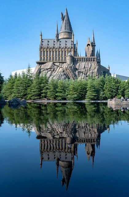 Hogwarts Castle, The Wizarding World of Harry Potter, Universal Studios Japan, Osaka