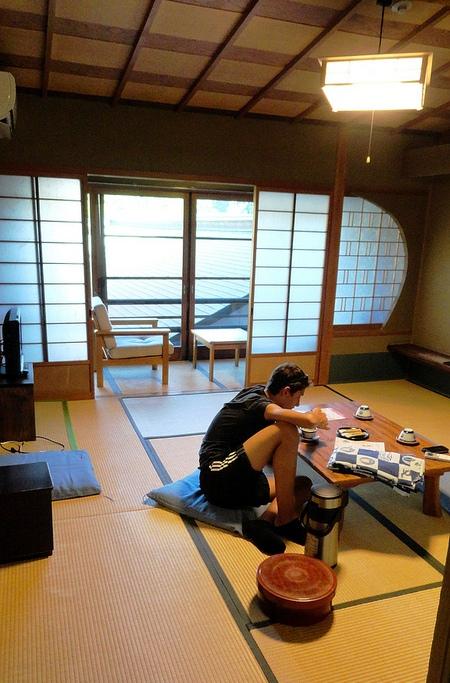 Room, Koyasan Onsen Fukuchiin, Koyasan, Japan