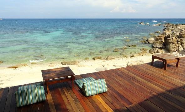 Sai Daeng Beach, Koh Tao, Thailand