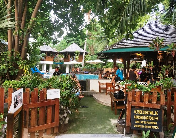 Sairee Cottage Resort, Sairee Beach, Koh Tao, Thailand