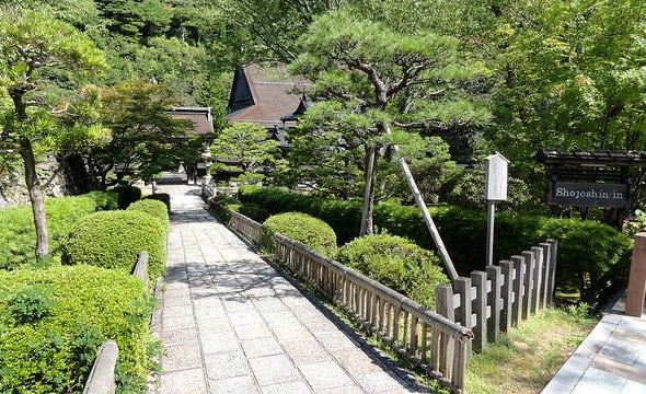 Shojoshin in, Koyasan, Japan