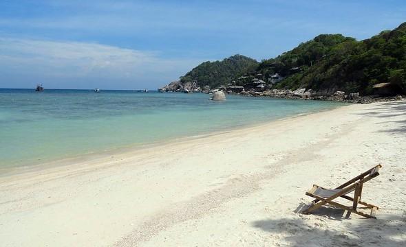 Thian Og Bay, Koh Tao, Thailand