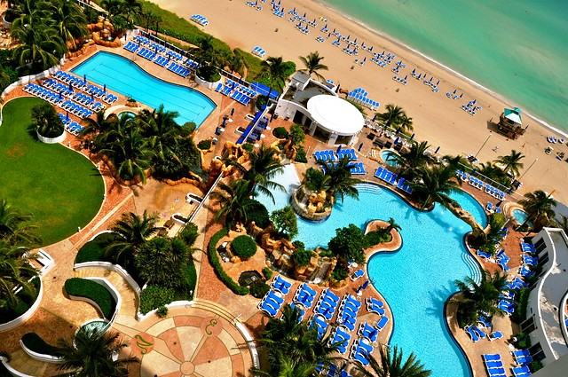 Trump International Beach Resort, Sunny Isles, Northern Beaches, Miami Beach, Florida