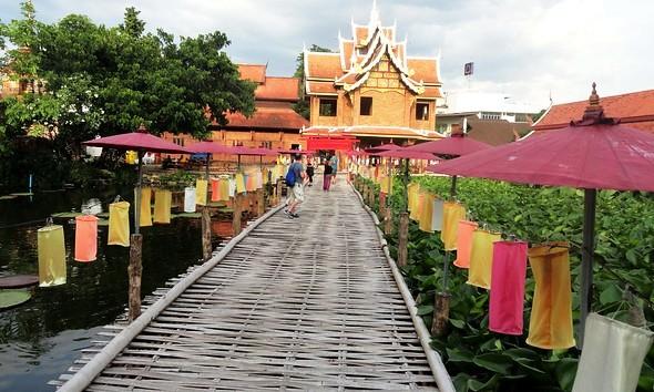 Wat Jet Lin, Chiang Mai, Thailand