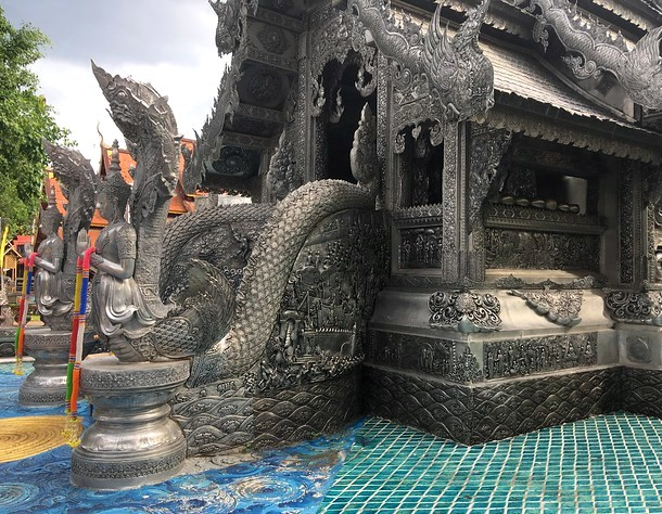 Wat Sri Suphan (Silver Temple), Chiang Mai, Thailand