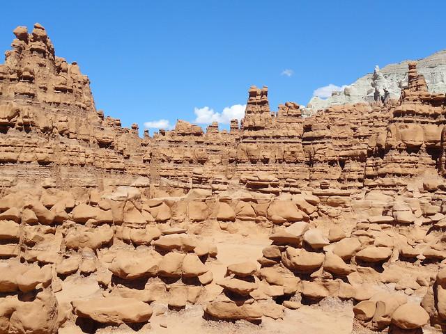 A View of Goblin Valley SP, Utah