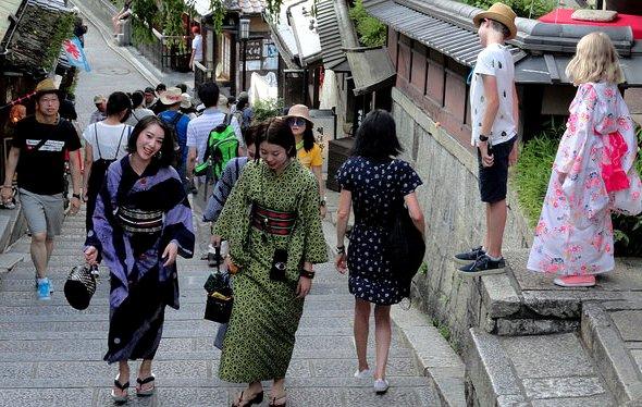 Kyoto: Guida a Cosa Visitare in 3 Giorni. Un Itinerario per Vedere le Attrazioni Più Belle di Kyoto