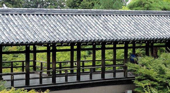 Tsutenkyo Bridge, Tofukuji Temple, Southern Kyoto, Japan