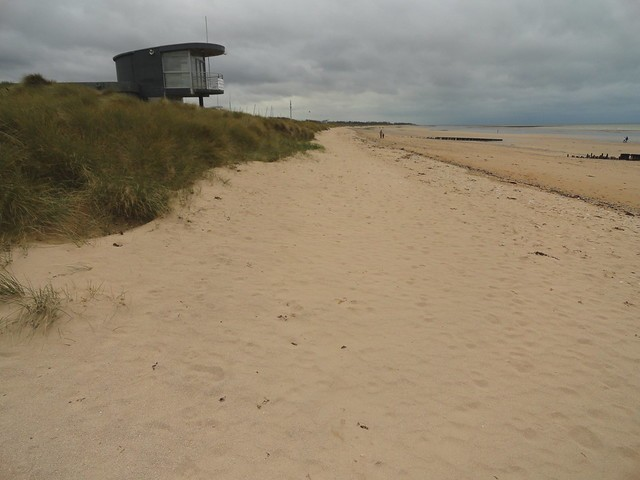 Exploring Juno Beach, Calvados, Basse-Normandie, France