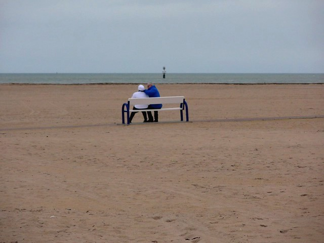 Sword Beach, Ouistreham, Calvados, Basse-Normandie, France