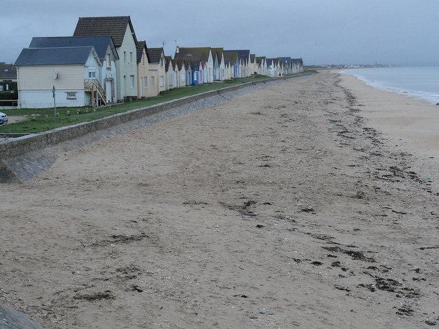 Grand Hameau des Dunes, Ravenoville Plage, Utah Beach, Calvados, Basse-Normandie, France