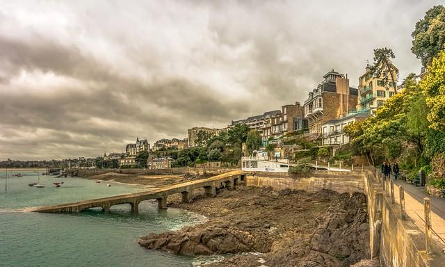 Dinard, Côtes-d'Armor, Bretagne, France