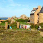 Guida al Sentier des Douaniers ed alla Cote de Granit Rose di Ploumanac'h in Bretagna