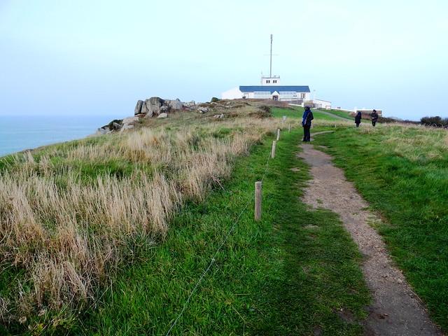Le Sémaphore de la Pointe du Grouin, Cancale, Ille-et-Vilaine, Bretagne, France