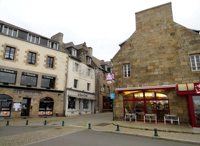 Restaurant La Bonne Étoile, Roscoff, Finistère, Bretagne, France