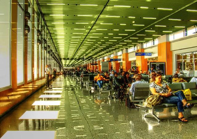 Casablanca Airport, Morocco