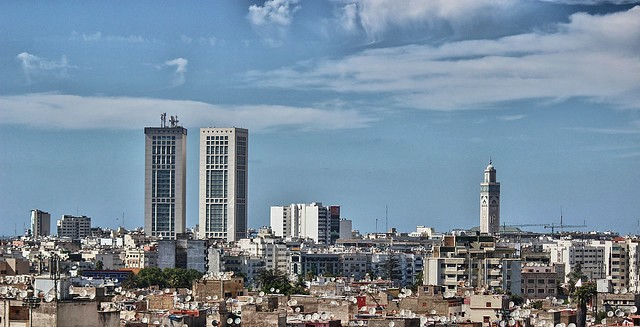 City Center, Casablanca, Morocco