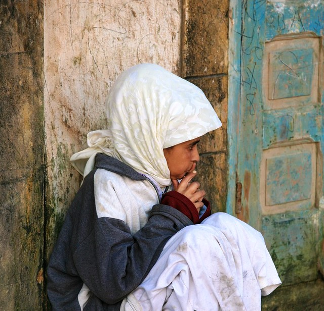 Child, Medina, Essaouira, Morocco