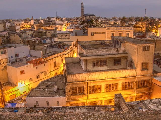 Guida alle Migliori Zone di Casablanca Dove Alloggiare ed agli Ostelli ed Alberghi Più Belli di Casablanca Dove Dormire