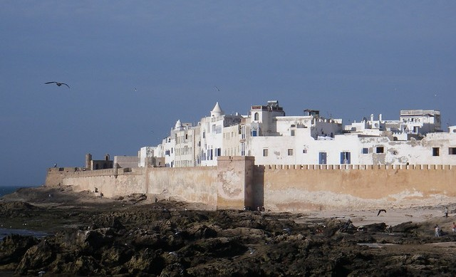 Essaouira Walls, Morocco