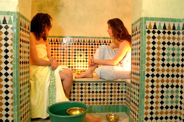 Hammam, La Tangerina, Tanger, Morocco