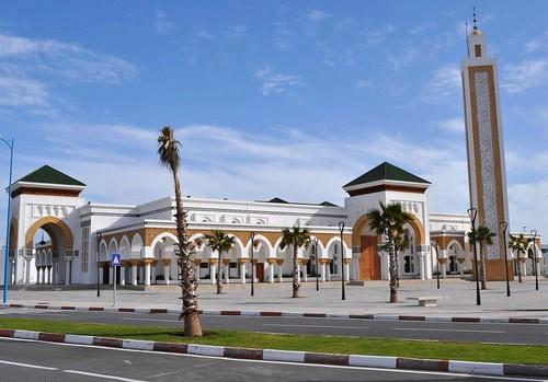 La Mosquée du Port Tanger Ville, Old Port, Tanger, Morocco