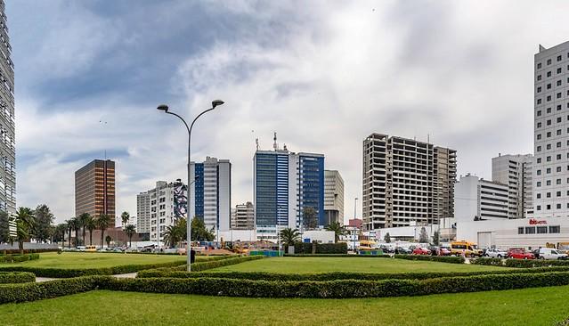 Modern Casablanca, Morocco
