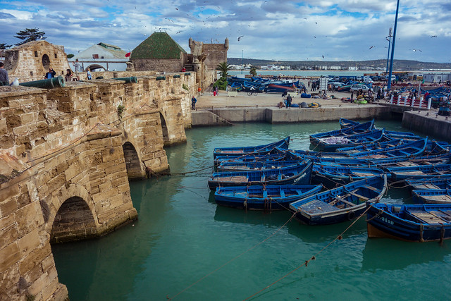 Near Port de Pêche, Essaouira, Morocco
